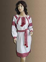 Жіноче плаття в українському стилі