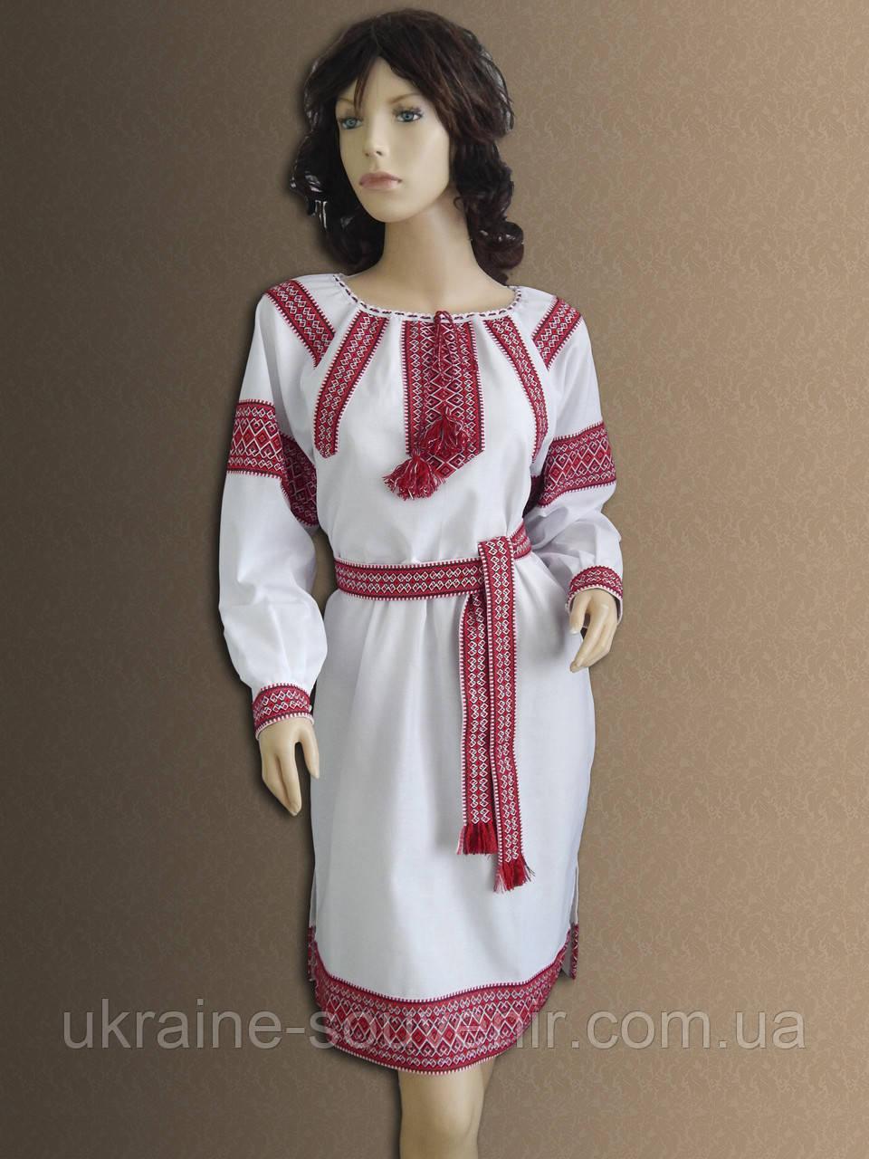 Жіноче плаття в українському стилі 95f20bb7932f5