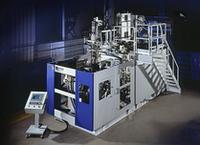Экструзионно-выдувные машины KCC15S и KCC15D