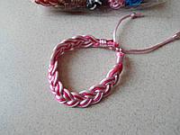 Модная плетенка браслет