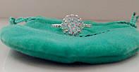 Кольцо Tif с одним камнем