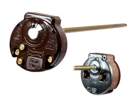 Термостат 20A, 250V однополярный, длинна 270 мм (Турция), фото 2