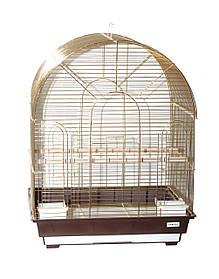 Клетка для птиц Fox Astra, золотая