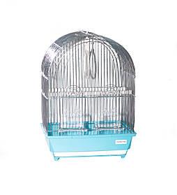 Клетка для птиц Fox Iris цинк, 32х26х44,5 см