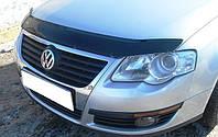 Дефлектор капота (мухобойка) Volkswagen passat b6 (фольксваген пассат б6) 2005-2011