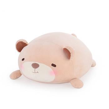 Мягкая игрушка - подушка Медвежонок, 34 см Metoys