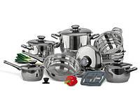 Набор посуды Vinzer 69023 (89023)Grand Senior