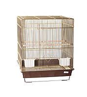 Клетка для птиц Fox Pion, золотая