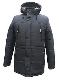 Куртка-Парка мужская зимняя на овчине