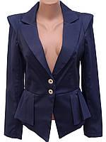 Оригинальный женский пиджак (в расцветках 42-48), фото 1