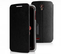 Чехол-книжка для телефона Mofi New Rui book leather case for Samsung E5, black