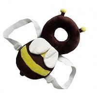 Защитный рюкзачок для ребенка JaKid 36смх20см Пчелка рюкзак