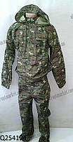 """Костюм военный со съемным капюшоном (46-60) """"Voin"""" LM-847 , фото 1"""