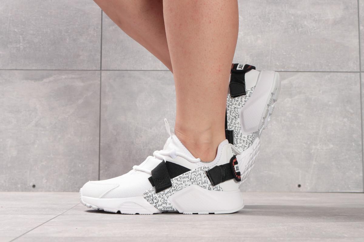 Кроссовки женские 16381, Nike Air Huarache City Low, белые , ( в наличии 36 37 38 )