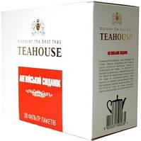 Чай пакетированный Teahouse для заварников гранпак Английский завтрак 20 шт.