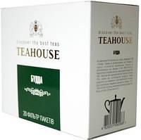 Чай пакетированный Teahouse для заварников гранпак Будда 20 шт.
