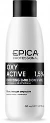 "EPICA OXIDIZING EMULSION Оксигент ""OXY ACTIVE"" 1,5% 150ML"