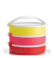 Набір контейнерів парад 3 шт Tupperware