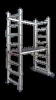 Строительный алюминиевый помост Drabest 2х8