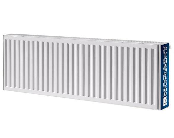 Радиатор 300x1400мм 11тип(стальной) KORADO