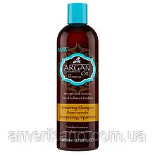 Шампунь з аргановою олією відновлюючий HASK Argan Oil Repairing Shampoo, 355 мл