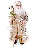 """Новогодняя кукла """"Дед Мороз"""" 61см"""