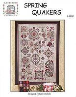 Схема для вышивки Rosewood Manor Spring Quakers, фото 1