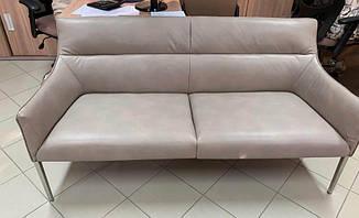 Кресло - банкетка MERIDA (Мерида) мокко от Niсolas, экокожа