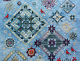Схема для вышивки Winter Quakers, фото 4