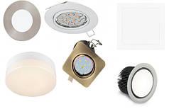 Точечные светильники (софиты)