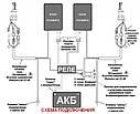 Контроллер питания для переключения (ближний /дальний) комплектов би-ксеноновых ламп/ линз, фото 2