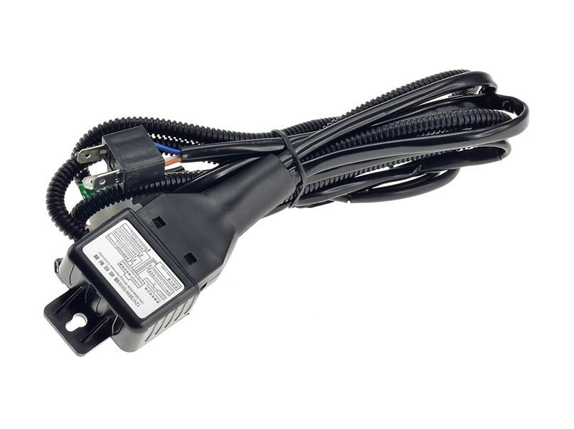 Контроллер питания для переключения (ближний /дальний) комплектов би-ксеноновых ламп/ линз