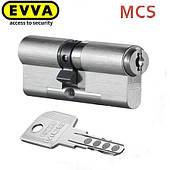 Цилиндры EVVA MCS: Магнитная система кодирования (Невскрываемый механизм)