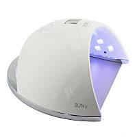 LED+UV лампа для маникюра SUN 6 48W Белая