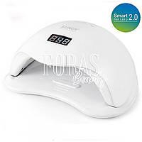 UV+LED SUN 5 PLUS 36 LED 48W лампа для маникюра и педикюра Smart 2.0