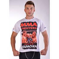 Мужская футболка для тренировок в зале Berserk Sport белый