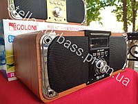 Bluetooth радиоприемник GOLON 1833BT 40W