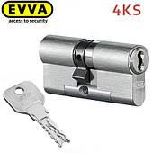 """Цилиндры EVVA 4 KS: Система кодирования (""""четырех кривых"""")"""