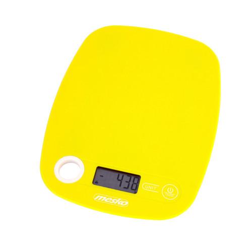 Вага кухонна Mesko MS 3159 Весы кухонные Mesko MS 3159 yellow