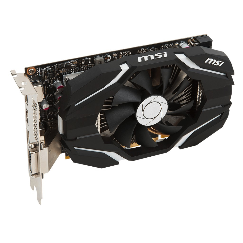 "Видеокарта MSI GeForce GTX 1060 6G OC GDDR5 192bit ""Over-Stock"" Б/У"