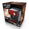 Кофеварка компрессионная Adler AD 4404 cream 15 Bar, фото 6