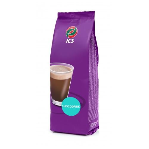 Шоколадний напій ICS Azur Молочний 1кг Нідерланди