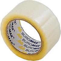 Скотч упаковочный Buromax 48 мм x 66 ярдов x 45 мкм