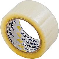 Скотч упаковочный Buromax 48 мм x 90 ярдов x 45 мкм