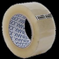 Скотч упаковочный Buromax Jobmax 48 мм x 200 ярдов x 40 мкм