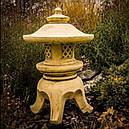 Светильник садовый керамический, большой, фото 2