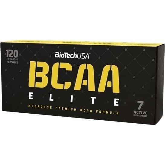 BCAA Elite (120 caps) BioTech