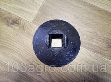 Накладка тарілки борони дискової Bomet внутрішня, фото 2
