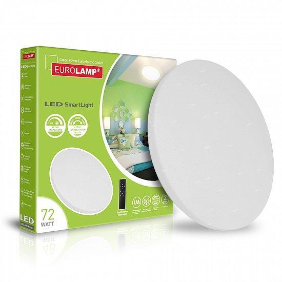 "LED Светильник Eurolamp SmartLight ""Van Gogh"" 72W 3000K-6000K"