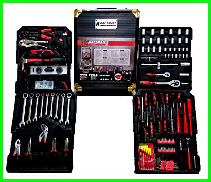Набор инструментов ключей Platinum Tools International 356 pcs Набір інструментів